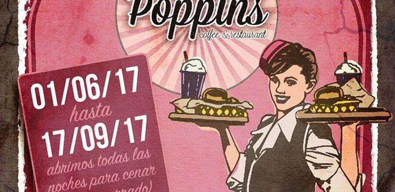 Poppins cena entre semana