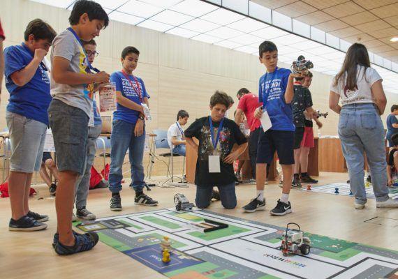 Verano tecnológico para niños y jóvenes con los campamentos de Stemxion en Málaga y Fuengirola