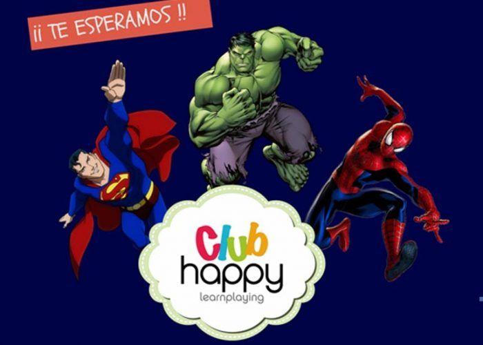 Fiesta en el Club Happy Málaga