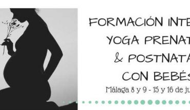 Curso de yoga bebés