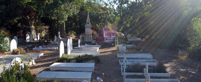 cementerio inglés Málaga