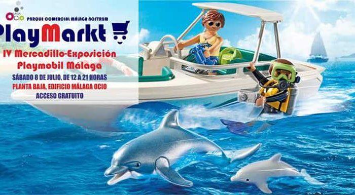 Exposición playmobil málaga