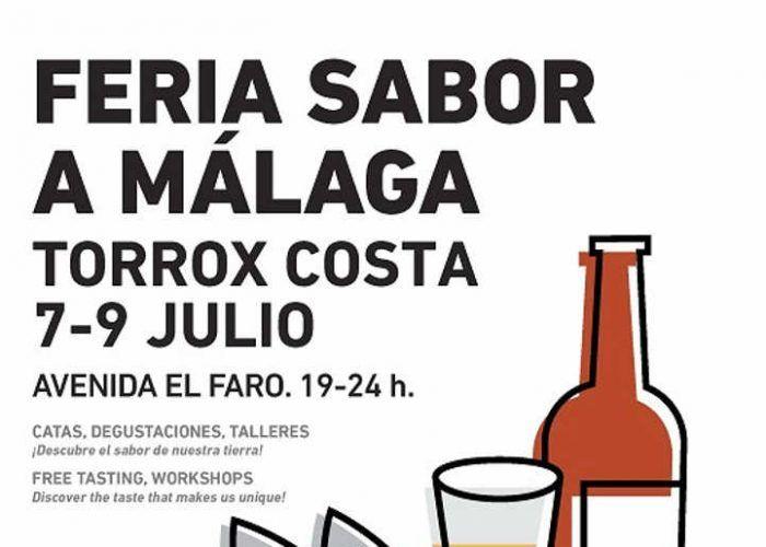 Feria Sabor a Málaga Torrox