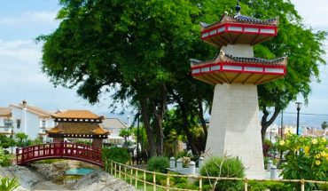 Parque oriental Alhaurín de la Torre