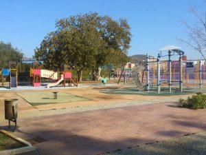 Parque Pintor Torres Mata