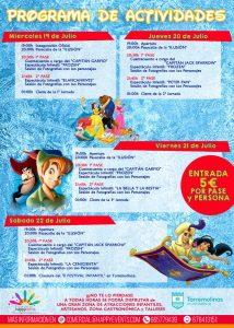 Programa II Festival infantil Torremolinos