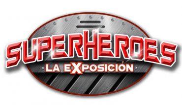 Exposición superhéroes