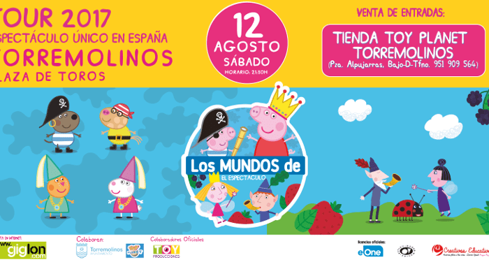 Peppa Pig Torremolinos