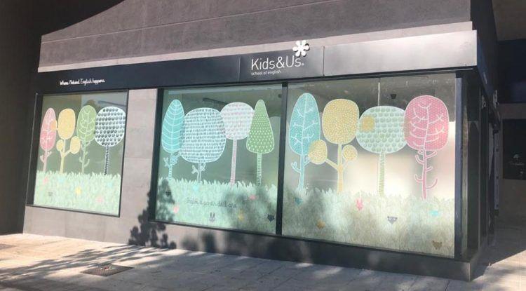 El innovador método de aprendizaje de inglés de Kids&Us llega a la Ciudad de la Justicia (Málaga)