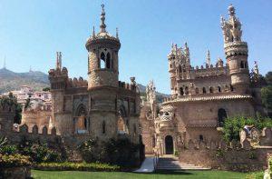 castillo colomares