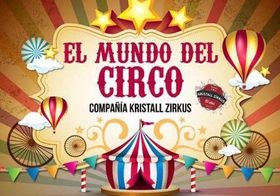 Circo en el Centro Comercial Rincón de la Victoria