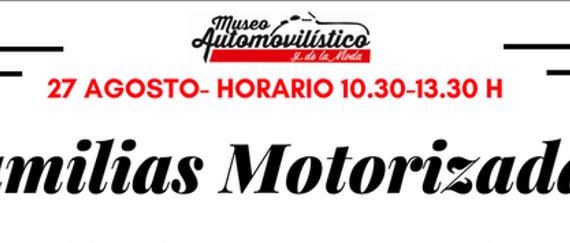 familias motorizadas Museo Movilístico Málaga