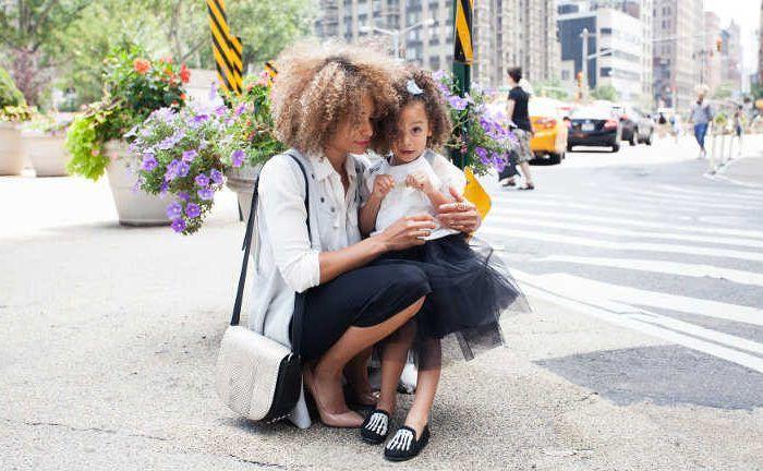057ff5898eb3 Ropa igual para mamás, papás y niños, la última tendencia para moda ...