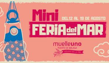 Mini feria de Málaga en Muelle Uno portada