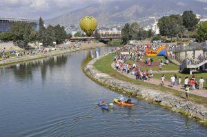 parque fluvial Fuengirola