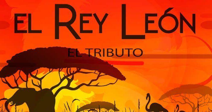 Rey León concierto