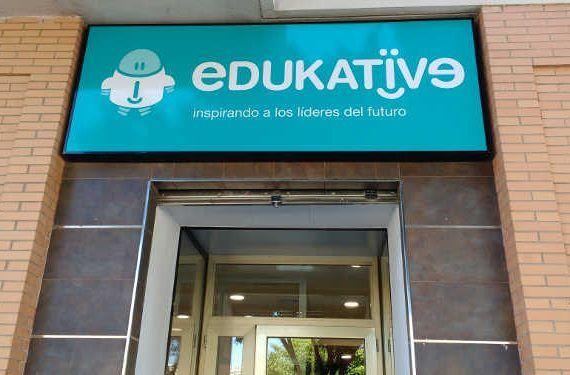Talleres gratis para niños de robótica educativa en inglés en Edukative Málaga