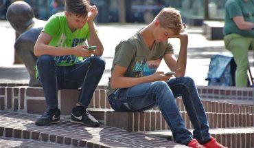 adolescentes internet