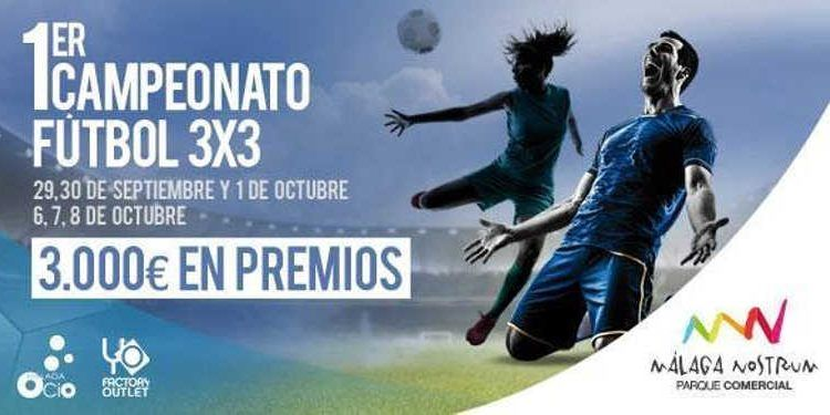 Campeonato fútbol Málaga nostrum