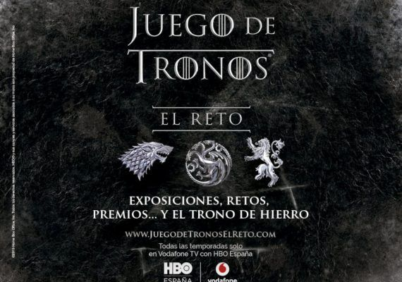 Evento gratis de Juego de Tronos en Larios Centro Málaga con actividades para toda la familia