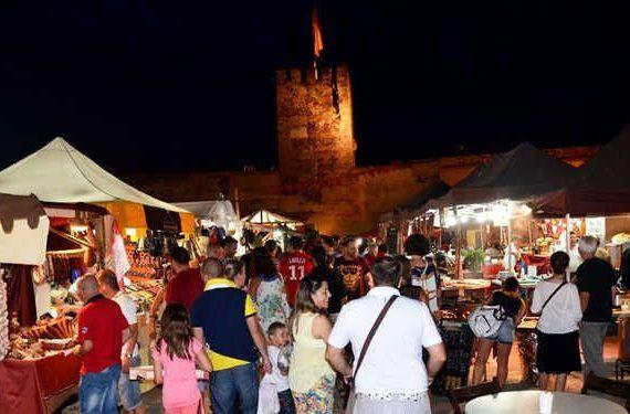 mercado medieval Fuengirola