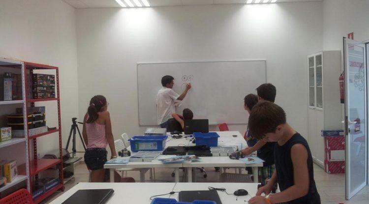 Robótica, animación digital y matemáticas en las extraescolares de Yoitec Málaga