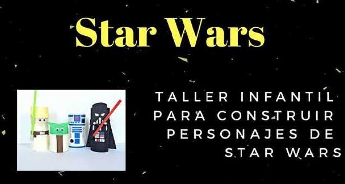 Taller Star Wars