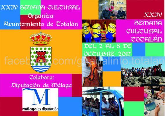 Semana cultural Totalán
