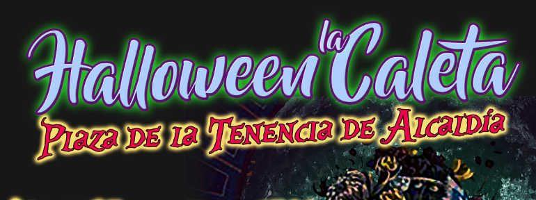 Halloween Caleta 2017