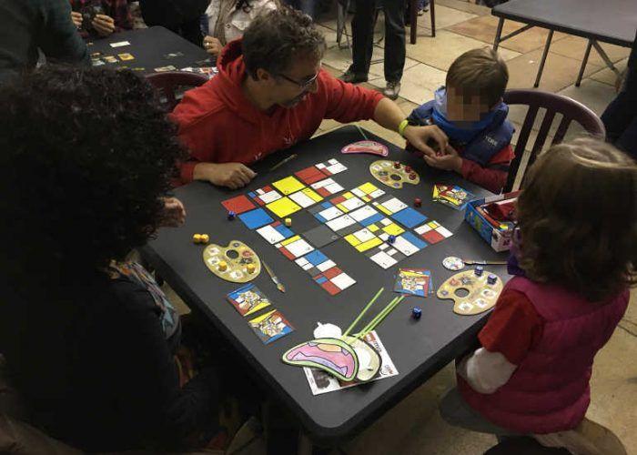 Juegos De Mesa Para Ninos Y Familias Durante Fancine Malaga La