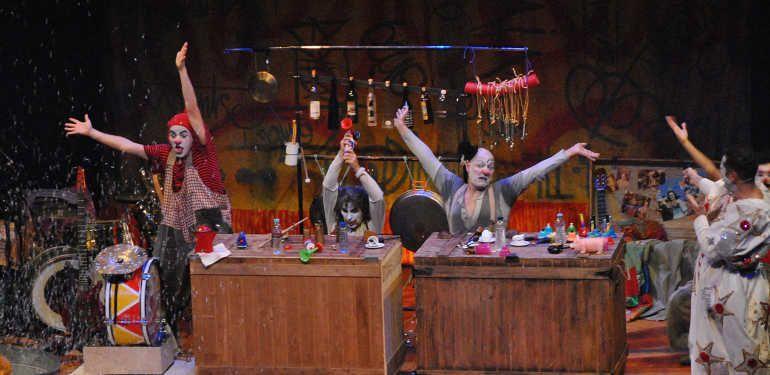 Rhum, teatro para niños Teatro Cánovas