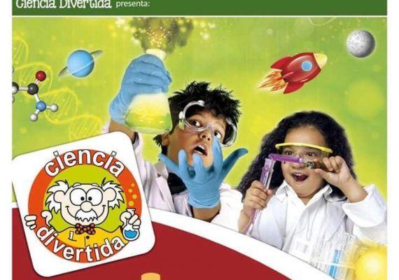 Los cumples más innovadores y originales con Ciencia Divertida Málaga-Planeta Explora