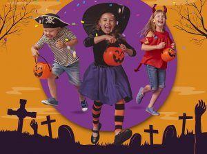 Halloween en familia: pasaje del terror y concurso de disfraces en CC Rincón de la Victoria