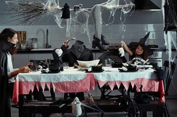 Ikea Málaga Halloween