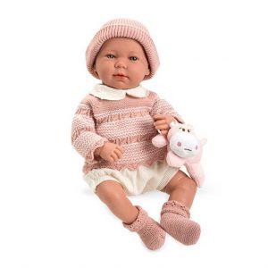Muñeca Elegance Lois Rosa