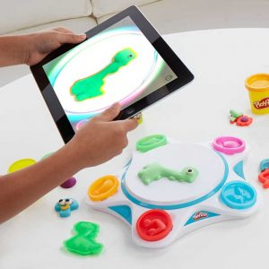 PlayDoh Touch: estudio de creaciones animadas