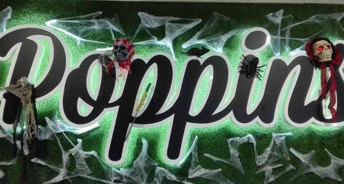Fiesta de Halloween Poppins