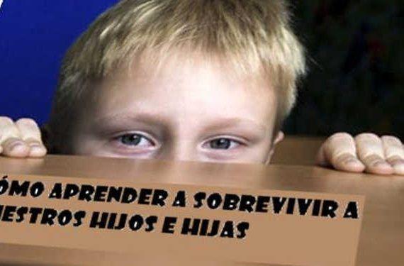 Taller 'Cómo aprender a sobrevivir a nuestros hijos e hijas' en El Palo