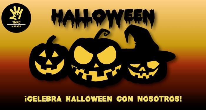 The New Kids Club Málaga halloween