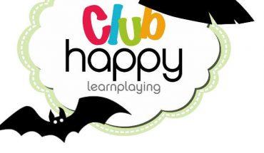 Halloween Club Happy