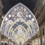 Alumbrado de Navidad Málaga