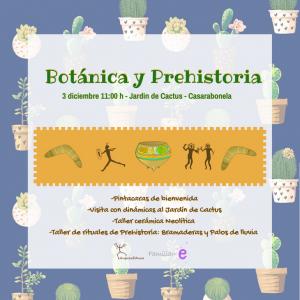 Botánica y Prehistoria