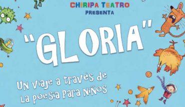 Obra infantil Gloria