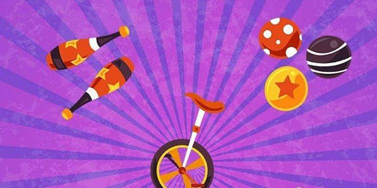 curso de circo para jóvenes