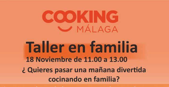 cooking Málaga