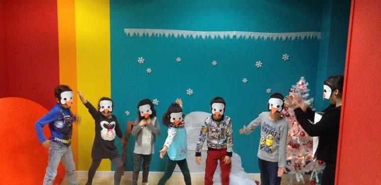 Kids & Us. Campamento de Navidad