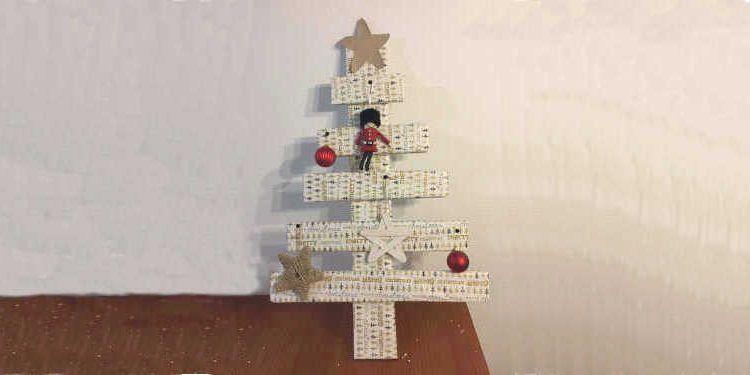 DIY Árbol de Navidad