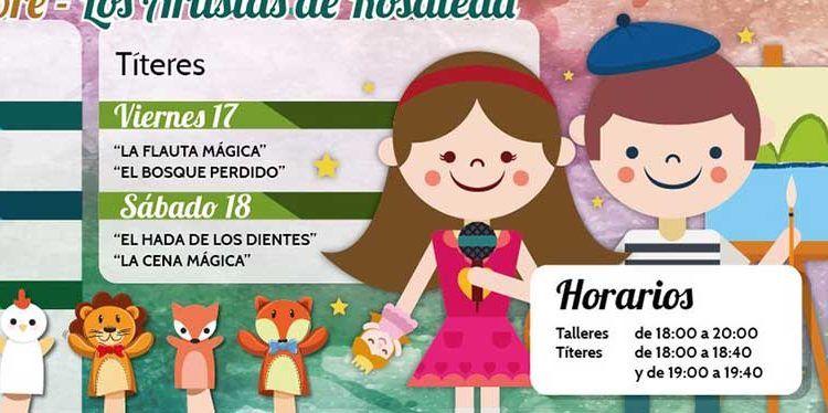 talleres rosaleda noviembre