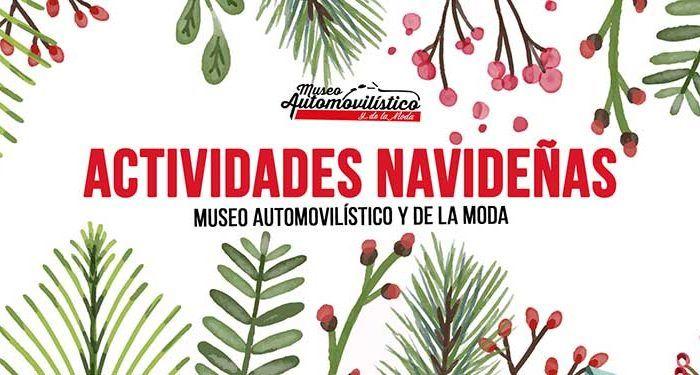 Talleres Gratuitos Infantiles De Navidad En El Museo Automovilistico - Imagenes-infantiles-de-navidad