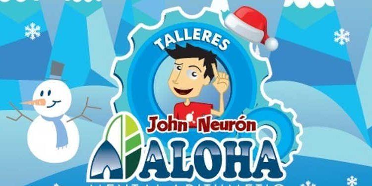 Aloha Mental. Campamento de Navidad